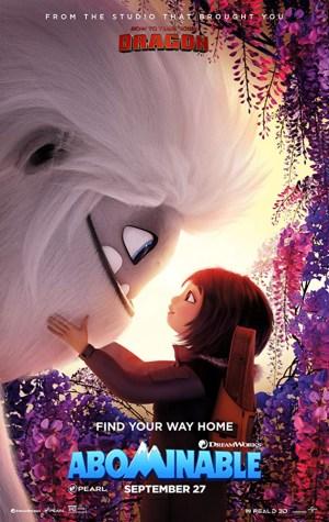 Abominable (2019) [HDCAM]